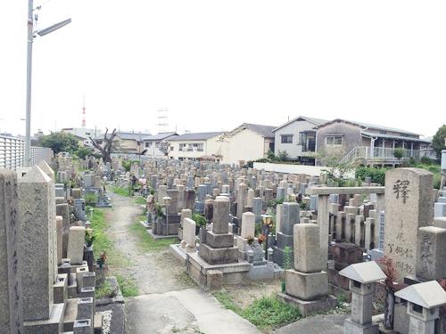 吹田市営墓地