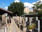 大阪市東成区墓地
