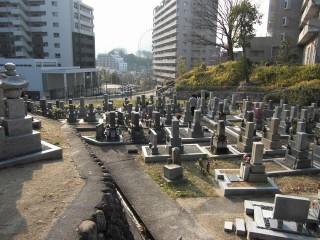 枚方上之町墓地(枚方市)