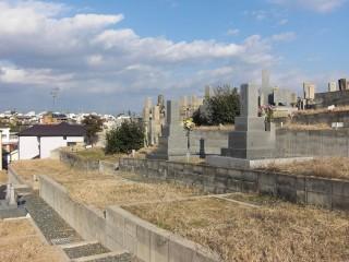 長尾西・北墓地(枚方市)