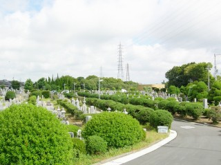 大阪狭山公園墓地(大阪狭山市)
