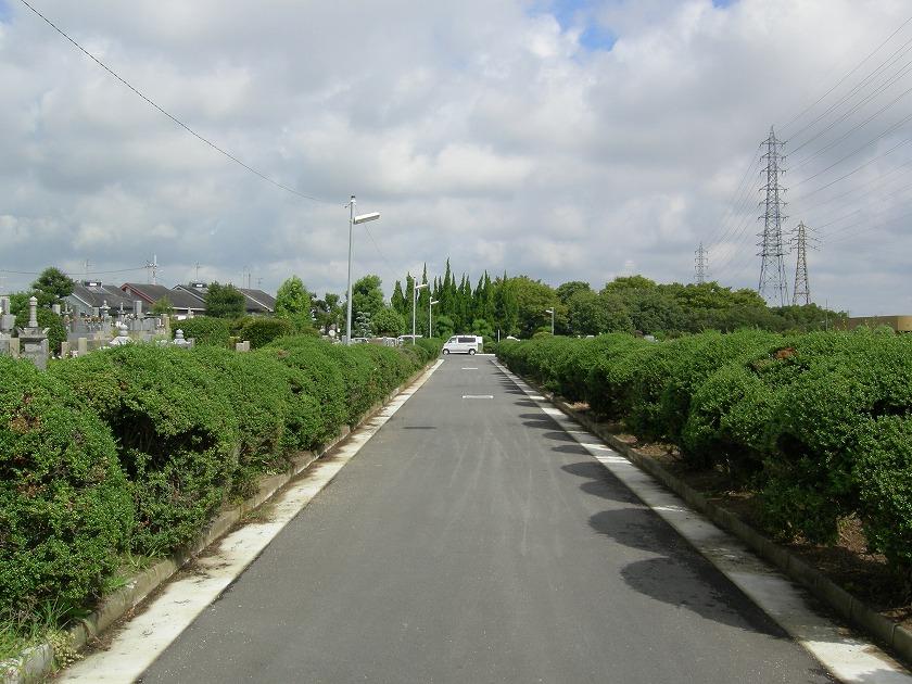 大阪狭山市にあるお墓、大阪狭山公園墓地