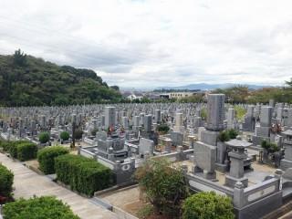 大阪狭山市営西山霊園(大阪狭山市)