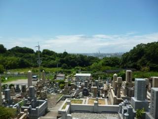 楽音寺墓地(八尾市)