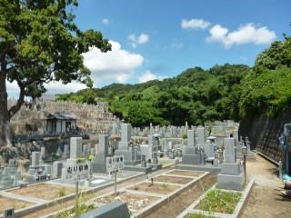 神立共同墓地(八尾市)