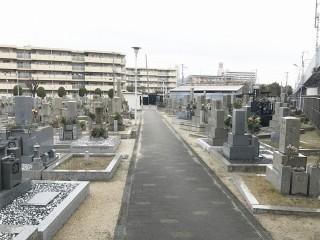 江口墓地(大阪市東淀川区)