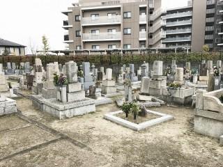 三ケ字共有墓地(吹田市)