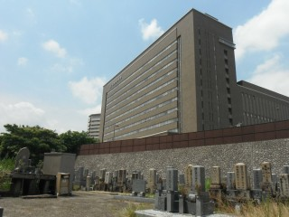 岡・新町共同墓地(枚方市)