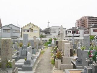 和気町墓地(和泉市)