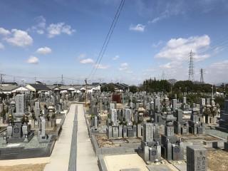 東野墓地(大阪狭山市)
