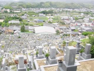 横山町墓地(和泉市)