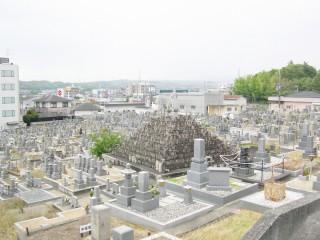 石尾町墓地(和泉市)