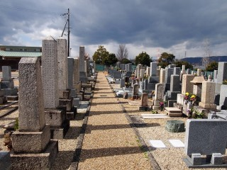 車塚共同墓地(枚方市)
