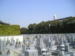 崇禅寺境内墓地(大阪市東淀川区)