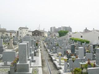 国府墓地(和泉市)