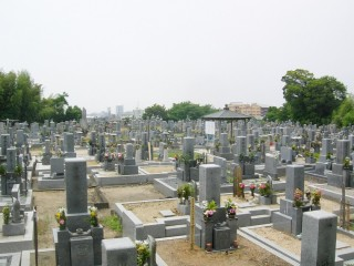 桑原町墓地(和泉市)