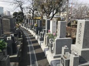 大阪市城東区にあるお墓、中浜霊園