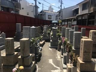 十三墓地(大阪市淀川区)