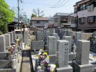 最勝寺墓地(豊中市)