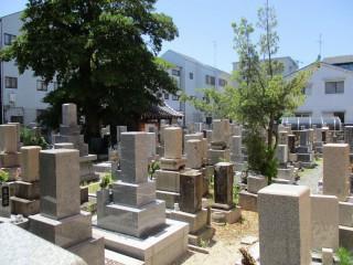 対馬江・黒原・東黒原地区墓地(寝屋川市)