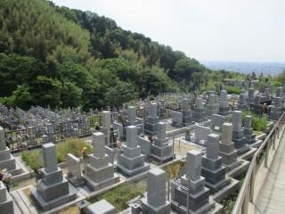 滝木間・畑中共同墓地(四條畷市)