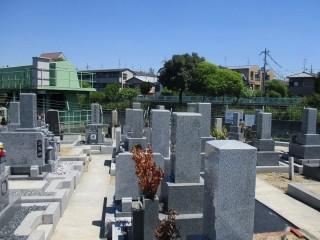 中神田町墓地(寝屋川市)