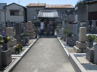 三野島霊苑(豊中市)