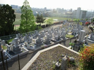 美井霊園(寝屋川市)