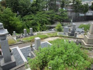 上田原墓地(四條畷市)