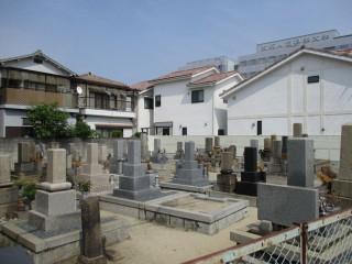 庄屋墓地(摂津市)