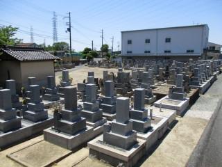 野々宮共同墓地(茨木市)