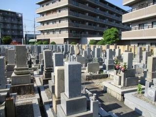 橋の内共同墓地(茨木市)