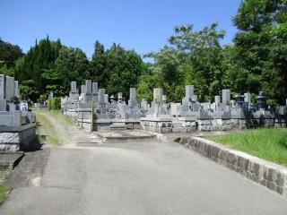 古江共同墓地(池田市)