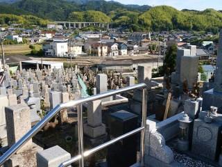 木積墓地(貝塚市)