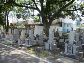 北島墓地(門真市)