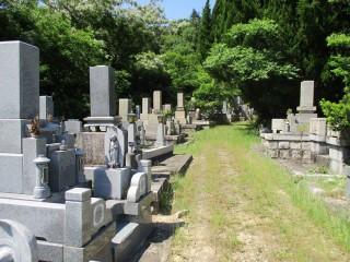古江共同墓地