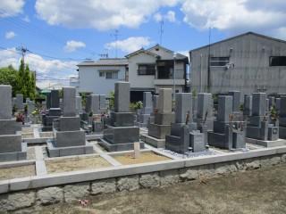 鳥飼下墓地(摂津市)