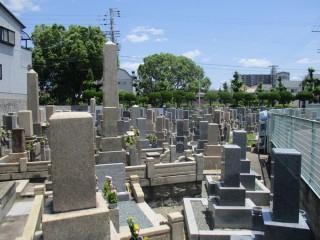 寺方墓地(守口市)