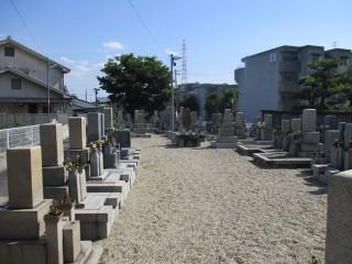 巣本共同墓地(門真市)