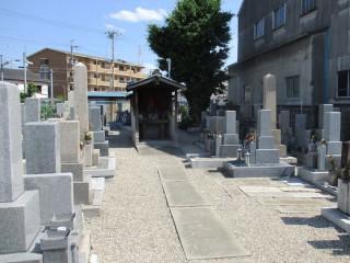 上馬伏墓地(門真市)