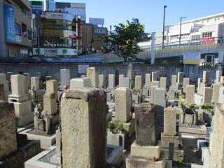 赤井氷野共同墓地(大東市)