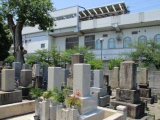 下野共同墓地(大東市)