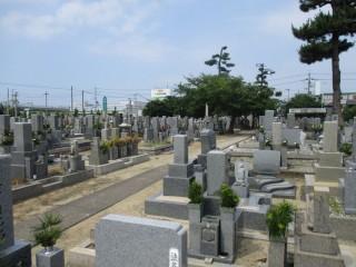 下瓦屋町墓地(泉佐野市)