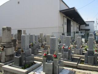 下馬伏共同墓地(門真市)