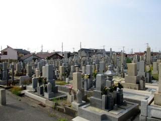 久米田共同墓地(岸和田市)