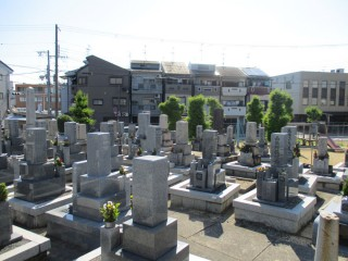 岸和田墓地(門真市)