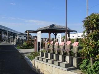 三ツ島墓地