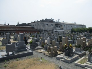 鶴原墓地(泉佐野市)