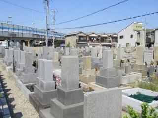 諸福・新田・太子田墓地(大東市)