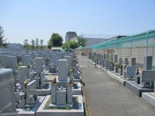 灰塚共同墓地(大東市)